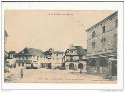 64 SALIES DE BEARN PLACE DE LA MAIRIE CPA BON ETAT - Salies De Bearn