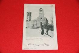Perugia Chiesa Di S. Matteo In Campo D' Orto 1901 Animata - Perugia