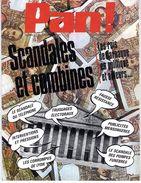 PAN !   N° 9  SCANDALES ET COMBINES 1973  -  80 PAGES  - - Informations Générales
