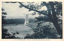 - Depts Div.-ref UU741- Loire Atlantique - La Montagne - Le Gazet Et La Chapelle D Indret - Edit. Gaby - N° 3 - - La Montagne