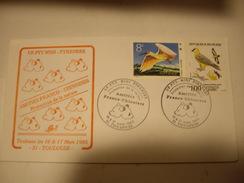 CHINE  Amities FRANCO-CHINOISES  Protection De La Nature  1985 - Briefe U. Dokumente
