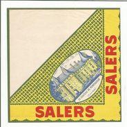 SET DE TABLE SALERS CHATEAU DE POMPADOUR CORREZE - Autres Collections