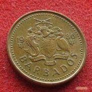 Barbados 5 Cents 1986 KM# 11 Barbade Barbades - Barbades
