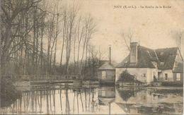 JOUY  Le Moulin De La Roche - Jouy