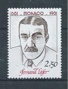 MONACO  Yvert  N°1292  **  FERNAND LEGER - Unused Stamps