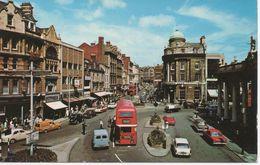 DRAPERY - NORTHAMPTON - Postally Used 1972 - BUSES -  CARS - Northamptonshire