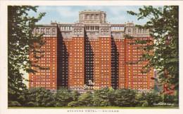 Illinois Chicago The Stevens Hotel - Chicago