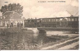 St.Leonards Sint Leenaarts Tram Op De Vaartbrug - België