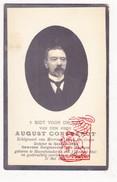 DP Foto Burgemeester Pervijze Dokter August Constandt ° Stuivekenskerke Diksmuide 1848 † Brugge X E. De Grave - Images Religieuses