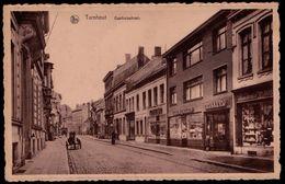 TURNHOUT - GASTHUISSTRAAT MET ZICHT OP DRUKKERIJ VAN DE KAART ( Claes & Zoon ) - Turnhout
