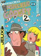 Inspecteur Gadget N° 2 - FR3 - Editions Gréantori - Collection Jeux Et Coloriages - 3ème Trimestre 1984 - Andere Stripverhalen