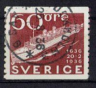 Schweden 1936 // Michel 237 A O (9613) - Gebruikt