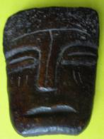 Lega - Originele Amulet In Been Mogelijk Ivoor - Art Africain
