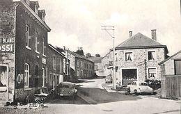 Fanzel S/Aisne - Route Vers Heyd (oldtimer, Edit. Luma) - Erezée