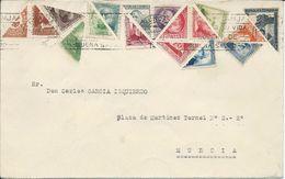 ***RARISIMA PIEZA DEL COLECCIONISMO DE LA HISTORIA POSTAL DE ESPAÑA*** - 1931-Today: 2nd Rep - ... Juan Carlos I
