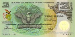 Papua New Guinea P.12   2 Kina 1991  Unc - Papua Nuova Guinea