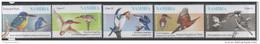 NAMIBIA, 2014, MNH, BIRDS, KINGFISHERS, 5v - Non Classés