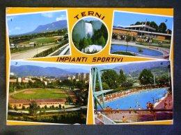 UMBRIA -TERNI -STADIO CALCIO -F.G. LOTTO N°609 - Terni