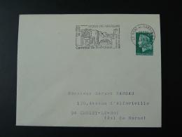 40 Landes Mont De Marsan Pont Bridge 1969 - Flamme Sur Lettre Postmark On Cover - Postmark Collection (Covers)