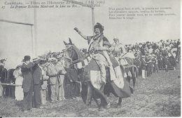 CPA France 60 Oise Fêtes En L'Honneur De Jeanne D'Arc (1909) Le Premier Echevin Montant La Lice Au Roi - Compiegne