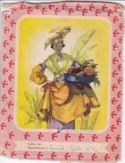 """Ec E/Protège-cahiers Martinique (eau De Cologne)""""Edith"""" N 2 - Protège-cahiers"""