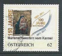 Oostenrijk,Persoonlijke Zegel, Gestempeld, Zie Scan - Autriche