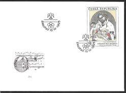 ! -  Tchéquie (Ceska Republika) - FDC - 1993 - YT 28 - FDC