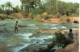 Burkina Faso Bobo-Dioulasso Animée La Guinguette Province Du Houet - Burkina Faso