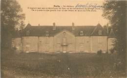 89 - NAILLY - Le Château - France
