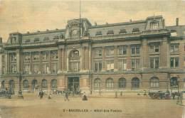 BRUXELLES - Hôtel Des Postes - Cafés, Hotels, Restaurants