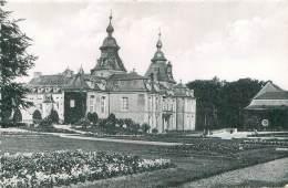 Château De MODAVE - Vue Perspective - Façade Principale - Modave