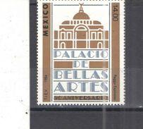Messico PO 1984 Palazzo Belle Arti Scott.1364 See Scans Nuovi - Messico
