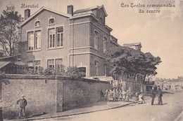 Carte Postale : Belle Carte De Herstal (Belgique) - Les écoles Communales Du Centre   Légia - Herstal