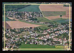 45  SANDILLON   - Vue Aerienne - France