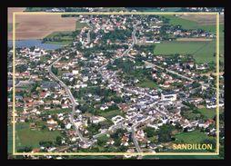 45  SANDILLON   - Vue Aerienne2 - France