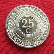 Netherlands Antilles 25 Cents 2014  Antillen Antilhas Antille Antillas - Netherland Antilles