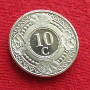 Netherlands Antilles 10 Cents 2014  Antillen Antilhas Antille Antillas - Netherland Antilles