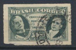 °°° BRASIL - Y&T N°372 - 1940 °°° - Used Stamps
