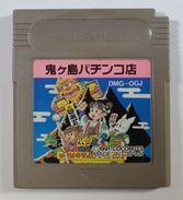 Game Boy Japanese : Onigashima Pachinko-Ten DMG-OGJ - Nintendo Game Boy