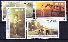 AFRIQUE DU SUD 1980 YT N° 480 à 483 ** - Afrique Du Sud (1961-...)