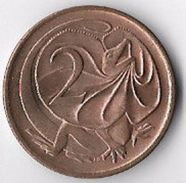 Australia 1977 2 Cents [C611/2D] - Decimal Coinage (1966-...)