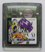 Game Boy Color Japanese : Zok Zok Heroes CGB-BZHJ-JPN - Nintendo Game Boy