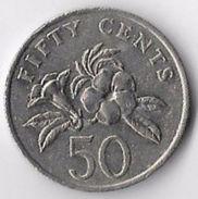 Singapore 1985 50c [C614/2D] - Singapore