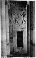 EGYPTE     THEBES  DEIR EL BAHARI  CHAPELLE D'ANUBIS - Egypt