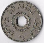 Palestine 1939 10 Mils [C616/2D] - Coins