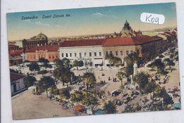 HONGRIE- SZABADKA-  SZENT ISTVDN. TER - Hungría