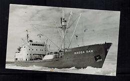 1968 Australia RPPC Postcard Cover MS Magga Dan Ice Breaker Ship Antarctica - FDC