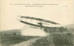 AVIATION.N°309.LES PIONNIERS DE L'AIR.L'AEROPLANE AMERICAIN JUNE BUG APPARTENANT A M CURTIS - ....-1914: Précurseurs