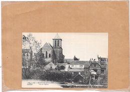 MONTIGNY SUR LOING - 77 - Vue Sur L'Eglise - ENCH - - France
