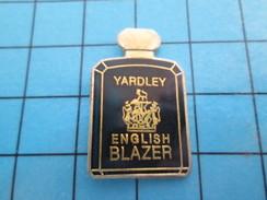 Pin713e Pin's Pins : BEAU ET RARE :  PARFUMS / FLACON DE PARFUM YARDLEY ENGLISH BLAZER - Perfume